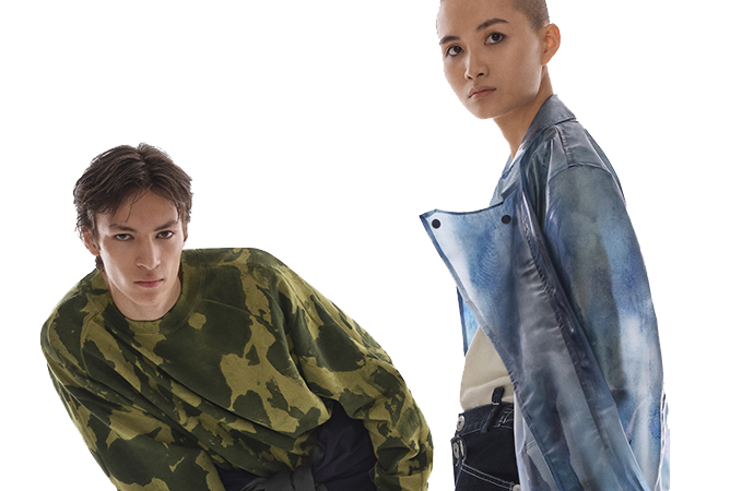La fall collection pour de Diesel