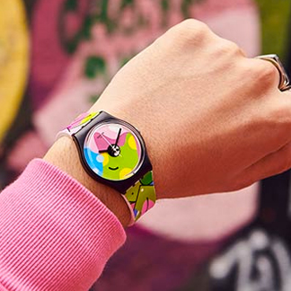 La nouvelle collection unisexe de SWATCH!