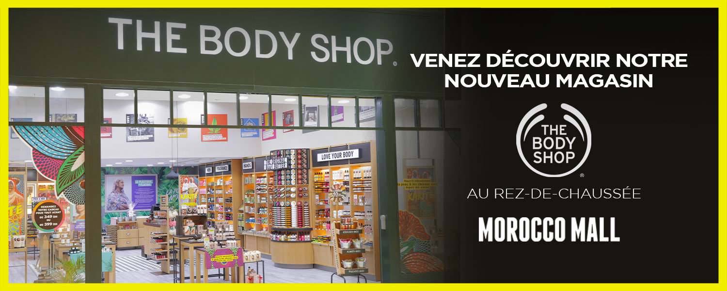 Opening  Body Shop